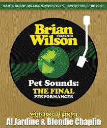BRIAN WILSON PRESENTS PET SOUNDS: THE FINAL PERFORMANCES