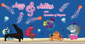 Adult Night at the Aquarium: Jazz & Jellies