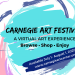 The Carnegie Art Festival: A Virtual Art Experience