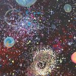 Paint Your Own Universe: Family Friendly Art Class