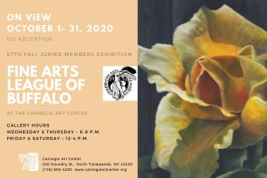 Fine Arts League of Buffalo Members Exhibition