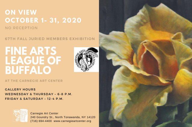 Fine Arts League of Buffalo Members Exhibition