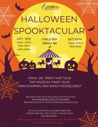 Halloween Spooktacular