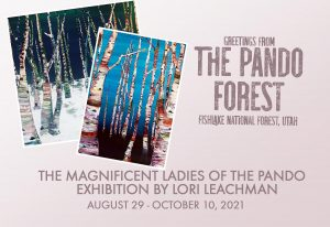 The Magnificent Ladies of the Pando Exhibition