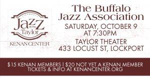 Jazz at the Taylor: The Buffalo Jazz Association