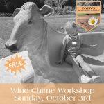 Wind Chime Workshop: FREE