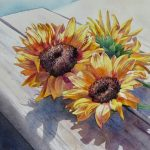 Niagara Frontier Watercolor Society Annual Fall 2021 Members Exhibition of Transparent Watercolor